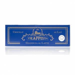 Chocolate: Soft nut chocolate 150gr- Frattocchie Trappist monastery