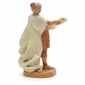 Soldat roman avec un parchemin crèche Fontanini 12 cm s2