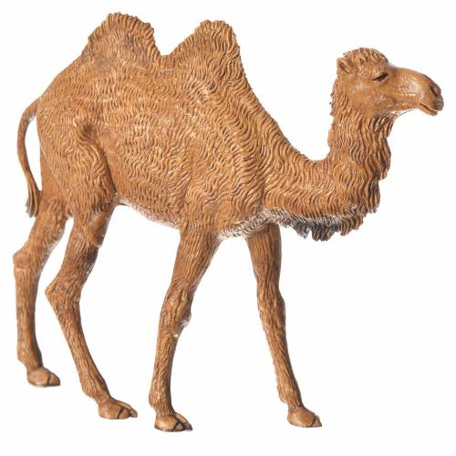 Standing camel, nativity figurine, 10cm Moranduzzo s2