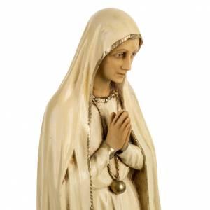 Statuen aus Harz und PVC: Statue Gottesmutter von Fatima aus Harz 50cm, Fontanini