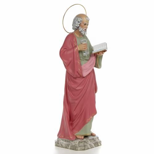 Statue Saint Pierre  50 cm pâte à bois s4