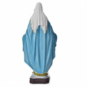 Statue Vierge Miraculeuse 30 cm matériau incassable s2