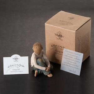 Willow Tree - Caring Child (bimbo assorto) s4