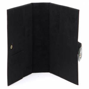 STOCK Couverture Bible Jérusalem imitation cuir noir s4