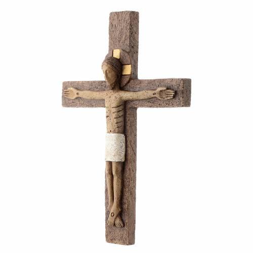 Stone crucifix s2
