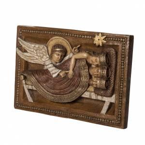 Sueño Reyes Magos y Ángel piedra Bethléem G s3