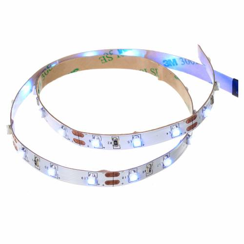 Tira de LED Power 'PS' 30 LED 0.8 x 50 cm. azul Frial Power s1