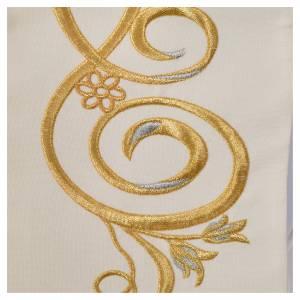 Étole 80% polyester 20% laine décor IHS s4