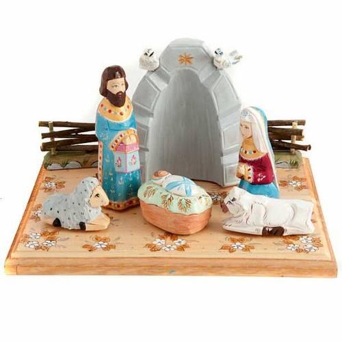 Traditional Russian crib s1