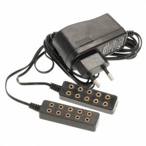 Lanternes et lumières: Transformateur de courant 5+5
