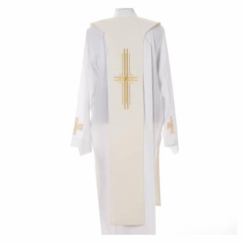 Tristola 100% poliestere croce lampada spighe s6