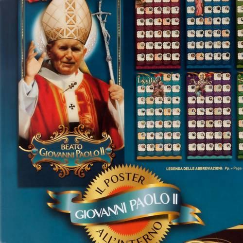 Une année de saints, calendrier 2012 ITALIEN s3
