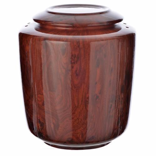 Urne funéraire porcelaine mod. bruyère s1