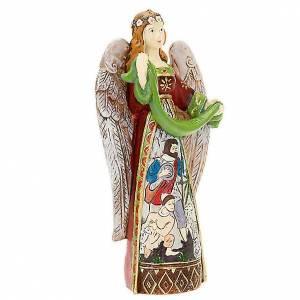 Velas Navideñas: Vela navidad ángel Pax in Terra