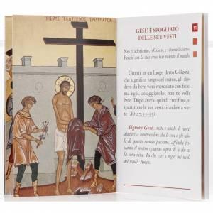 Libri Via Crucis: Via Crucis con le icone