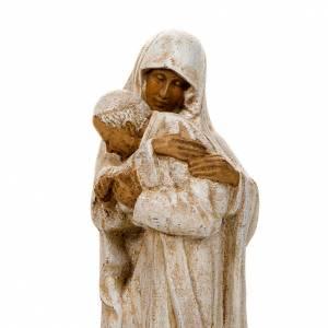 Vierge avec Jean Paul II s3