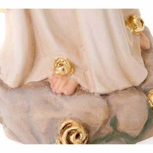 Vierge de Lourdes couronnée s3