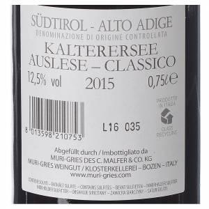 Vin Lago di Caldaro choisi DOC 2015 Abbaye Muri Gries 750ml s2
