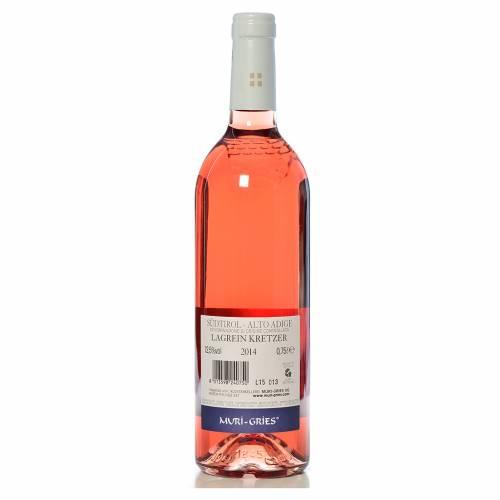 Vin Lagrein rosé DOC 2014 Abbaye Muri Gries s2