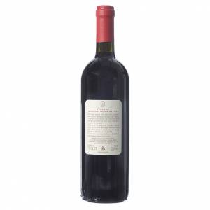 Les vins rouges et blancs: Vin rouge toscan Borbotto 750 ml cuvée 2013