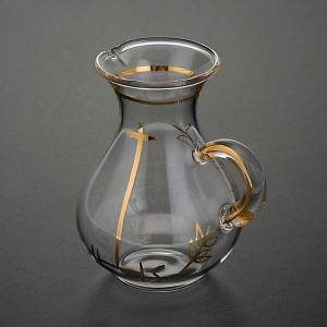 Vinajeras de vidrio: Vinajera Misa repuesto