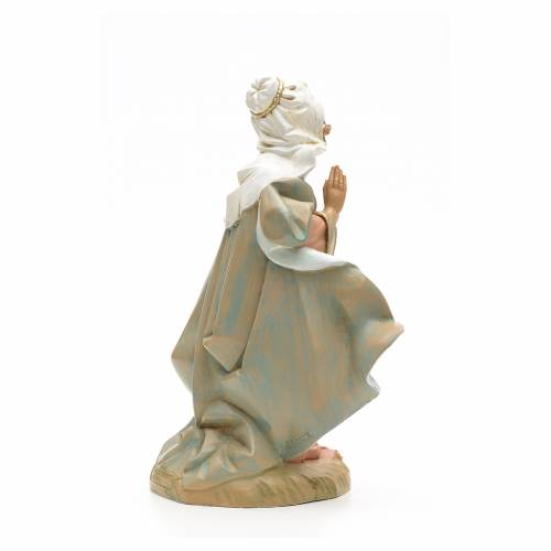 Virgen 30 cm Fontanini s3
