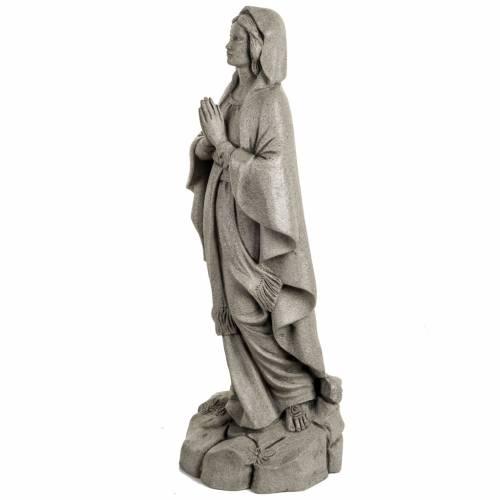 Virgen de Lourdes 50 cm. resina Fontanini s4