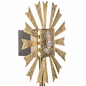 Tabernacles: Wall Tabernacle with Lamb of God and halo of rays