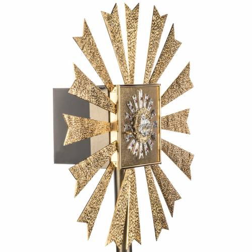 Wall Tabernacle with Lamb of God and halo of rays s7