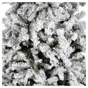 Weihnachtsbäume: Weihnachtsbaum mit Schnee 230cm Mod. Danzica