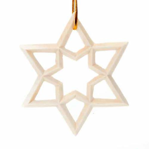 Weihnachtsdekoration Sterne Holz | Online Verfauf Auf Holyart
