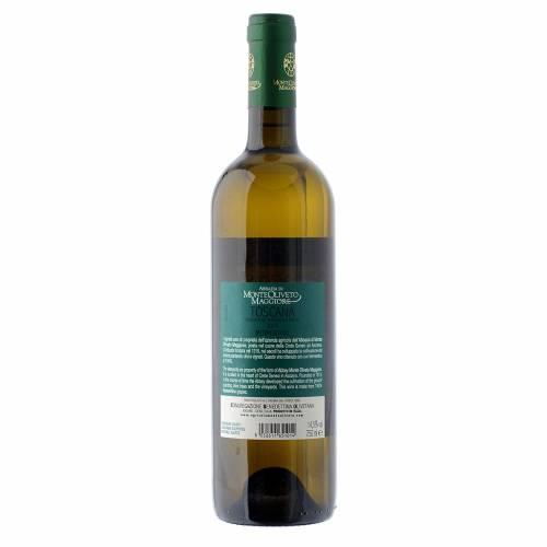 Weisswein Tuskanien Abtei Monte Oliveto 2015 s2