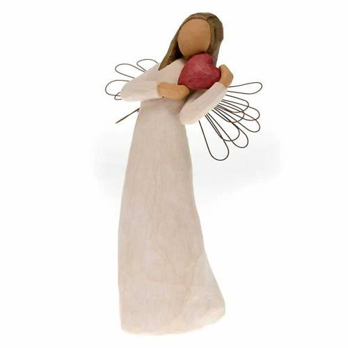 Willow Tree - Angel of the Heart (ange avec Coeur) s1