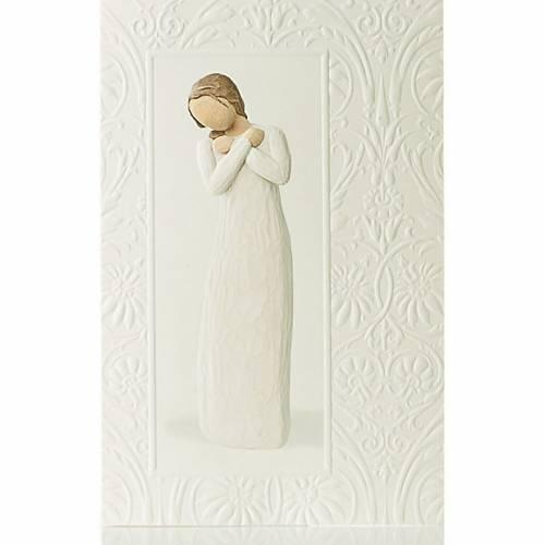 Willow Tree Card - Healing Grace (Gracia de la Curación) s1