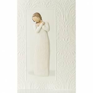 Willow Tree Card - Healing Grace (Grazia di guarigione) 21x14 s1