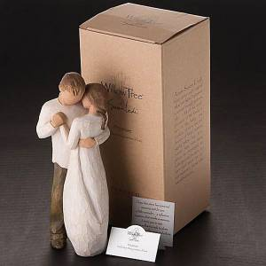 Willow Tree figurines: Willow Tree - Promise