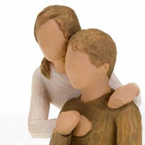 Willow Tree statues: Willow Tree - You and Me (moi et toi)
