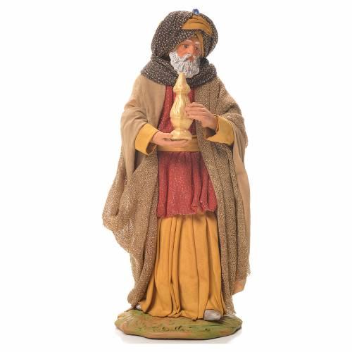Wise Men, Neapolitan Nativity 24cm s5