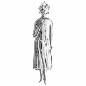 Wota błagalne i dziękczynne: Wotum kobieta srebro 925 lub metal 20 cm