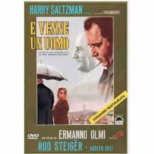 DVD Religiosos: Y llegó un hombre (E venne un uomo) Lengua ITA Sub. ITA