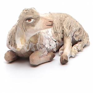 Krippenfiguren von Angela Tripi: Zieglein Krippe 13cm Angela Tripi
