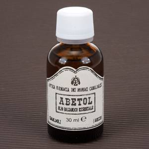 Healing products and remedies: Abetol essential oil (30 ml) Camaldoli