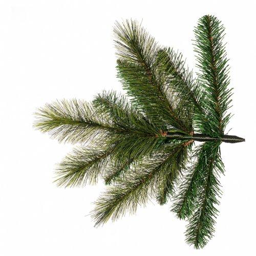 Albero di Natale 150 cm verde Rocky Ridge Pine s6