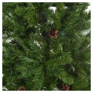 Albero di Natale 230 cm verde slim Tallinn s2