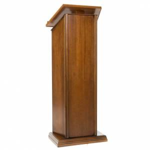 Lecterns: Ambo in Walnut wood
