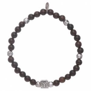 AMEN ebony 925 sterling silver Faith, Hope and Charity s1