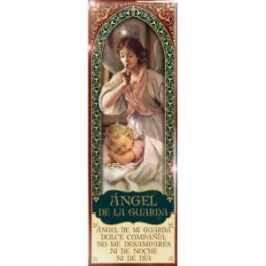 Religious Magnets: Angel de la guarda magnet - ESP04