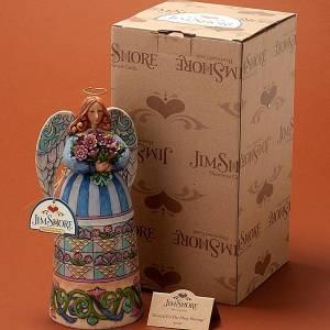 Jim Shore: Angel of Gratitude figurine