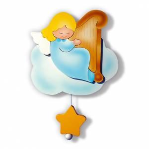 Angel with arp mini-carillon s1