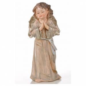 Angeli in piedi 6 pz Fontanini cm 15 tipo porcellana s4